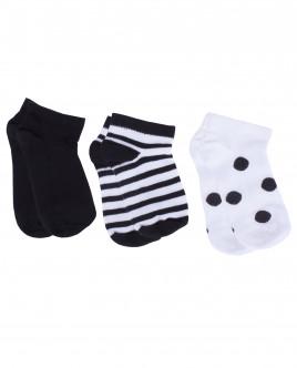 Носки комплект, 3 пары OUTLET