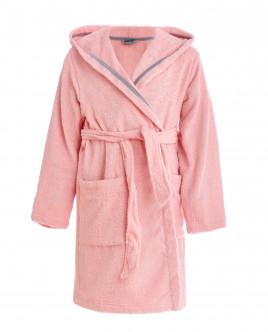 Pink terrycloth bathrobe Gulliver