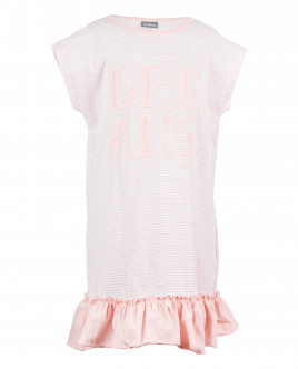 Розовая ночная сорочка OUTLET