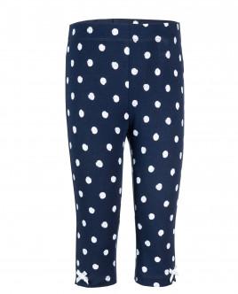 Blue dotted leggings Gulliver