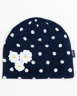 Blue dotted hat Gulliver