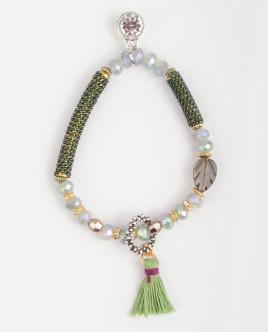Металлический браслет для девочки OUTLET