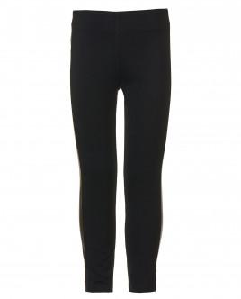 Черные брюки из джерси OUTLET