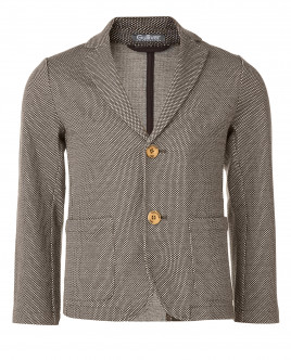 Коричневый пиджак OUTLET