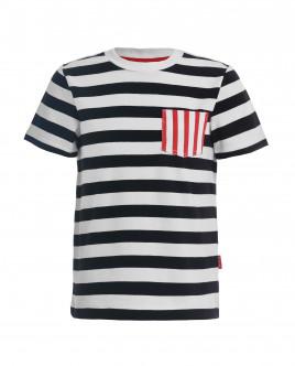 Полосатая футболка Gulliver OUTLET
