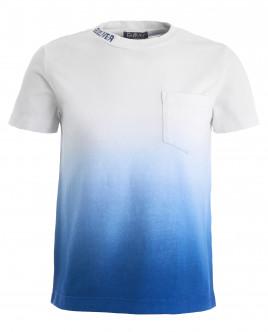 Gradient t-shirt Gulliver