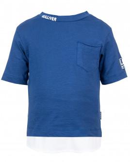Blue t-shirt Gulliver