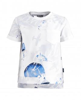 Ornate t-shirt Gulliver