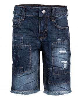 Синие джинсовые шорты OUTLET