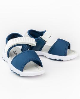 Синие сандалии Gulliver OUTLET