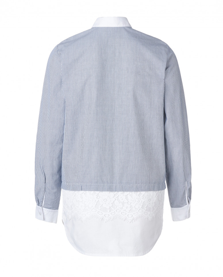 Многослойная блузка