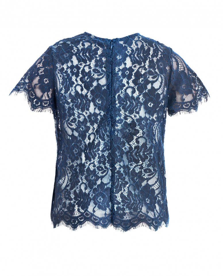 Комплект из блузки и топа