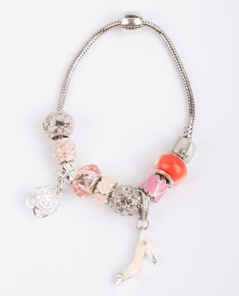 Металлический браслет для девочки