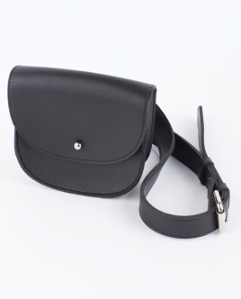 Черная поясная сумка OUTLET