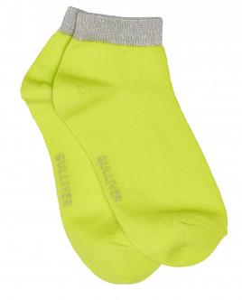 Полосатые носки с люрексом Gulliver