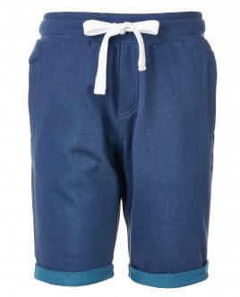 Купить со скидкой Синие шорты