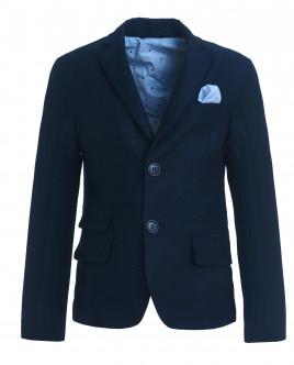 Синий пиджак OUTLET