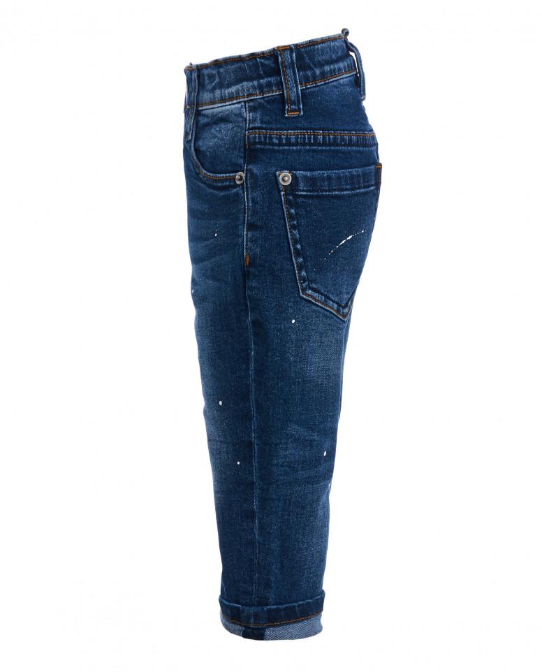 Синие джинсы для мальчика