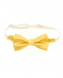 Желтый галстук-бабочка OUTLET