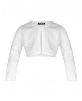Белая нарядная кофта OUTLET