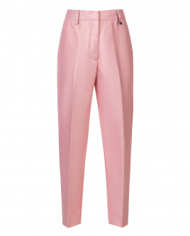 Розовые брюки OUTLET