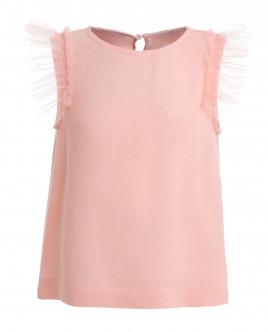 Розовая блузка Gulliver OUTLET