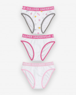 3-pack panties Gulliver