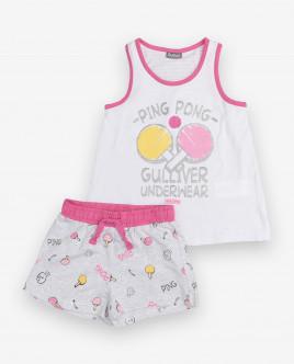 Пижама с шортами 12000GC9702 фото