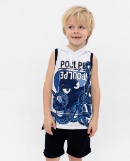 Printed vest Gulliver