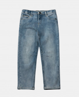 Голубые джинсы 12004BMC6304 фото