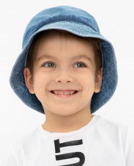 Blue hat Gulliver