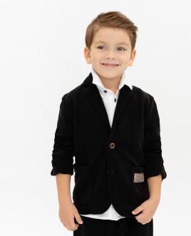 Купить 12005BMC1902, Черный пиджак, Gulliver Wear, черный, 104, Мужской