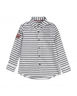 Striped long sleeve shirt Gulliver