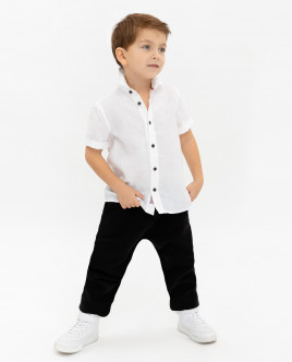 Printed short sleeve shirt Gulliver