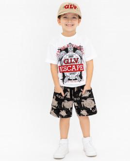 Printed shorts Gulliver