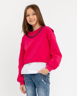 Sweatshirt + tank top Gulliver