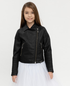 Куртка из эко-кожи Gulliver
