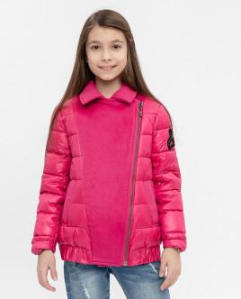 Розовая демисезонная куртка Gulliver Gulliver