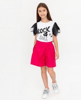 Розовые шорты Gulliver Gulliver
