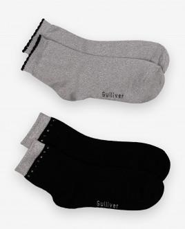 Комплект носков, 2 пары Gulliver