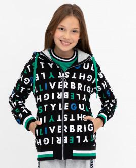 Printed hoodie Gulliver
