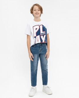 Голубые джинсы Gulliver