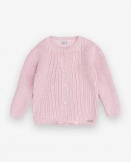 Розовый кардиган Gulliver