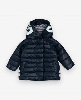 Купить 12032GBC4501, Синяя демисезонная куртка, Gulliver Wear, синий, 74, Женский
