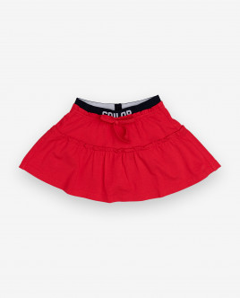 Red shorts Gulliver