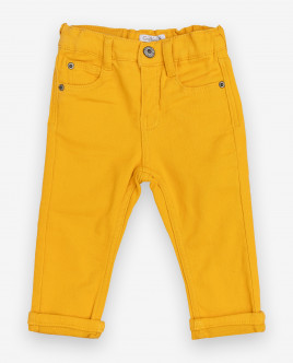 Yellow trousers Gulliver