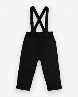 Утепленные демисезонные брюки