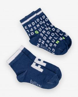 Комплект носков, 2 пары Gulliver Gulliver