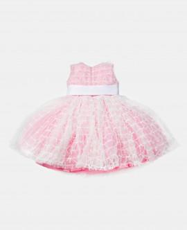 Розовое нарядное платье Gulliver Gulliver