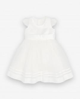 Белое нарядное платье 120GPGBC2502 фото